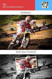 GraphicRiver - 3D Pop Out Photo Effects 11170639