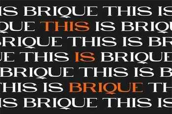 Brique - Display Serif Font