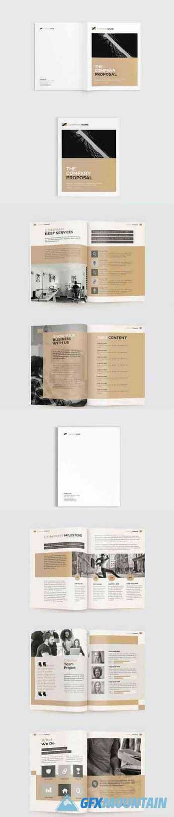 The Company Proposal Brochure