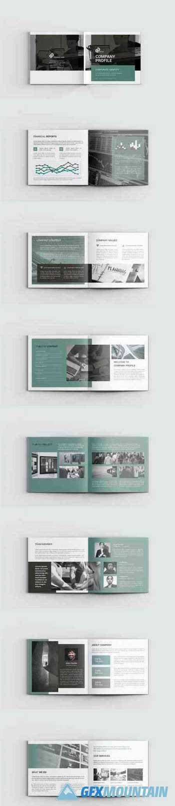 Brand Square Corporate Brochure
