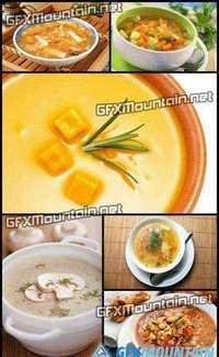 Stock Photos - Soup