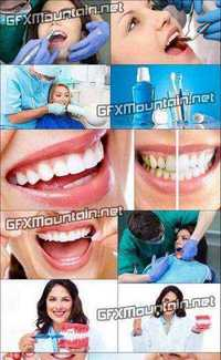 Stock Photos - Dental Health Care Clinic