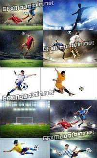 Stock Photos - World Cup, Football, Soccer