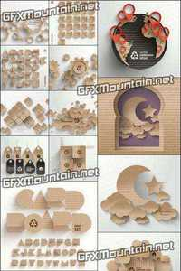 Vector - Cardboard Graphics
