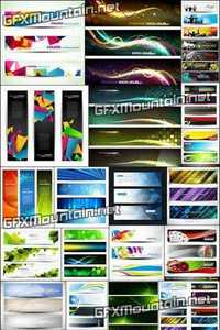 Vector - Banners Collection 7