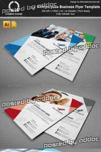GraphicRiver - C2 Multipurpose Business Flyer