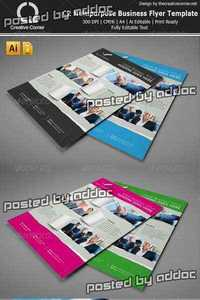 GraphicRiver - C2 Multipurpose Business Flyer-02