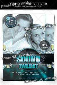 GraphicRiver - Couple Party Flyer
