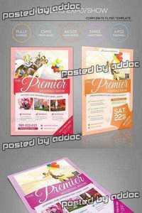 GraphicRiver - Wedding Expo/Show Flyer Template II