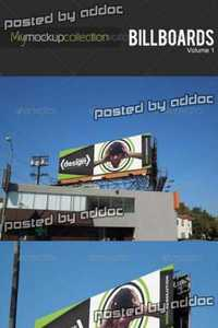 GraphicRiver - DBD | MyMockupCollection - Billboard Mockups