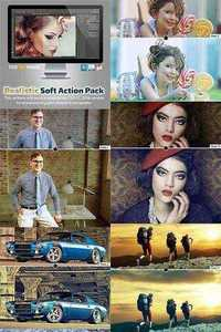 GraphicRiver - Realistick Soft Action Pack 10203565