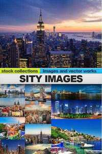 Sity inages, 25 x UHQ JPEG