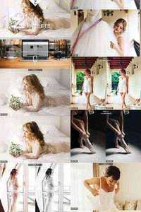 GraphicRiver - 12 HQ Bride Presets 10621421