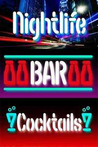 Nightlife Font Family