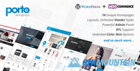 ThemeForest - Porto v1.2.5 - Responsive eCommerce WordPress Theme - 9207399