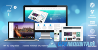 ThemeForest - The7.2 v2.1.3 - Responsive Multi-Purpose WordPress Theme - 5556590