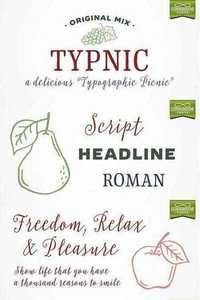 Typnic - A Delicious Typographic Picnic