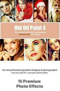 GraphicRiver - Old Oil Paint V4 11694911