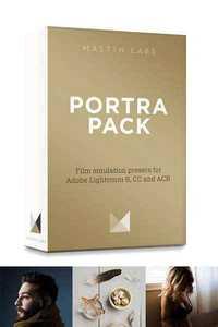 Mastin-Labs Kodak Portra Pack Lightroom Presets