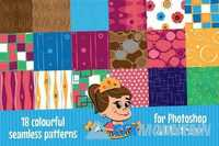 Children's Party Graphics Bundle - 53047