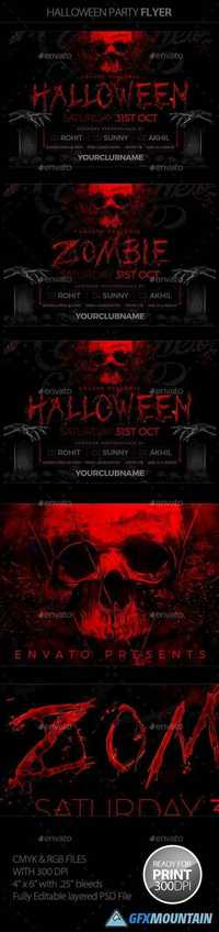 Halloween Party 13111322 Graphicriver