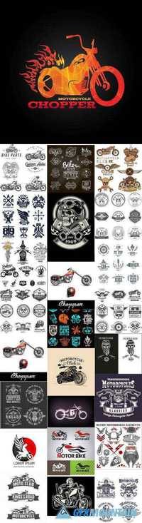 Motorcycle Design Elements