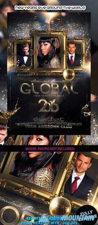 New Years Eve Around the World 12843913