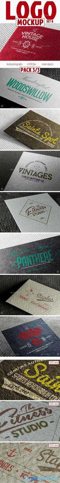 Complete Paper Logo Mock-Up