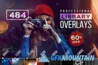 BUNDLE Library Overlays PRO 425735