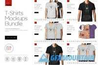 T-Shirts Bundle 5in1 426961