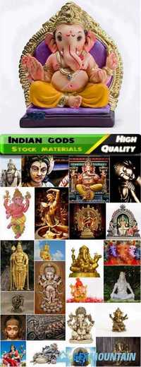 Fomous Indian Hinduism faith gods - 25 HQ Jpg