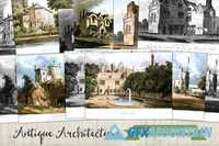 Old Antique Architecture Renderings 457020