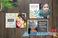 9 New Year Cards Templates 459034