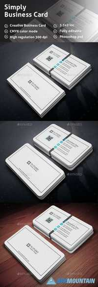 Simply Business Card 12661557