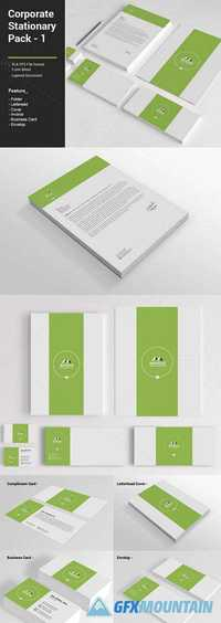 Corporate Stationary Pack -1 585866
