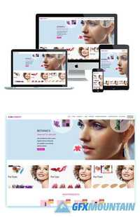 WS COSMATY Wordpress theme