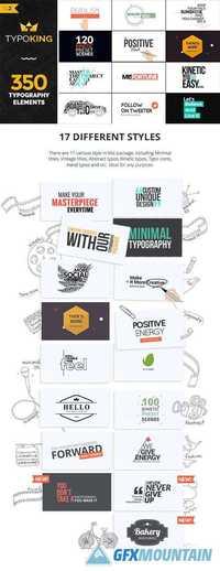 VideoHive TypoKing   Pack of Titles & Typos 11263341