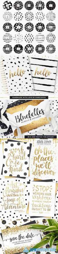 The Gold Foil Kit Essentials+Bonus! 853032
