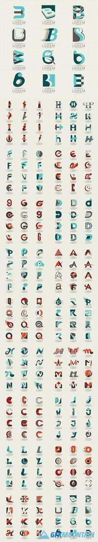 Logos letters