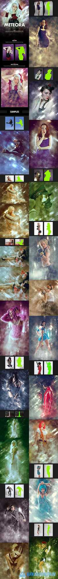 Glitters Photoshop Action - 19051771