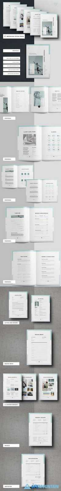 Proposal Pitch Pack 856782