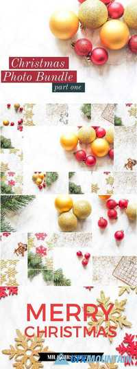 30 Christmas photo pack bundle 1125688