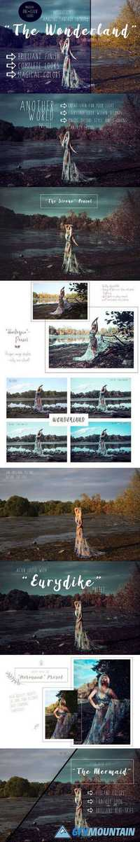 Magical Lightroom Preset Bundle 1042725