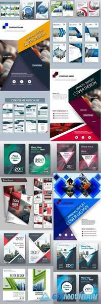 Business Brochure, Annual Report, Magazine, Poster, Corporate Presentation, Portfolio, Flyer, Banner