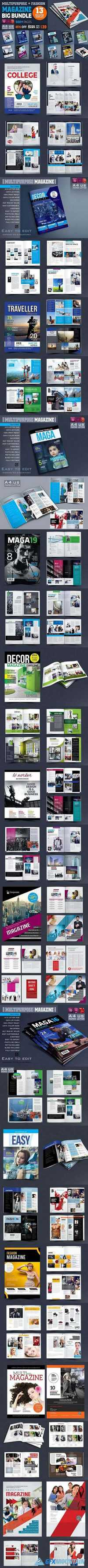 Magazine Bundle_13 Template_V01 1120908