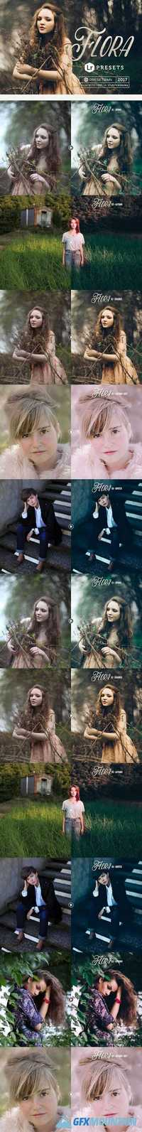Flora Lightroom Preset Pack 1149697