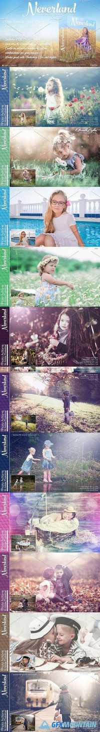 Actions for Photoshop / Neverland 1147322