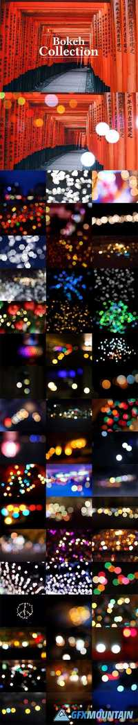 Bokeh Photo Overlays 1169314