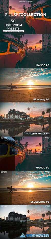 50 Sunset Sunrise Lightroom Presets 1072186