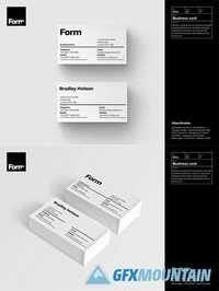 Business card 988529